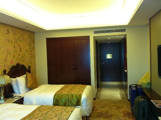Royal Phoenix Beijing: chambre