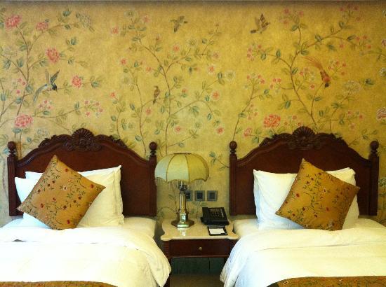 Royal Phoenix Beijing: tapisserie