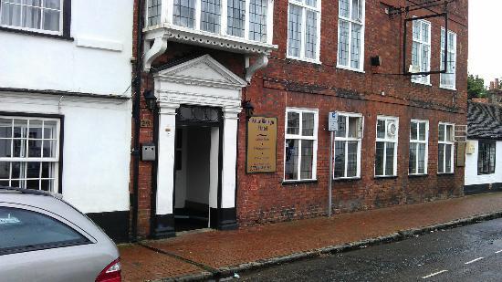 The Boleyn Hotel: HOTEL