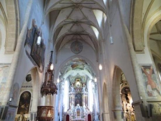 St. Andrä: St Andra (Lienz) interno