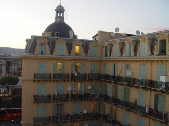 Hotel Trocadero: View from Room