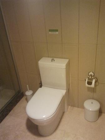 Alacati Kapari Hotel : Bathroom