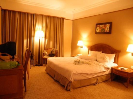 Grand BlueWave Hotel Johor Bahru: Bed room