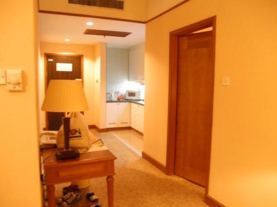 Grand BlueWave Hotel Johor Bahru: kitchette