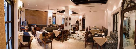 Hotel Ajanta: Restaurant