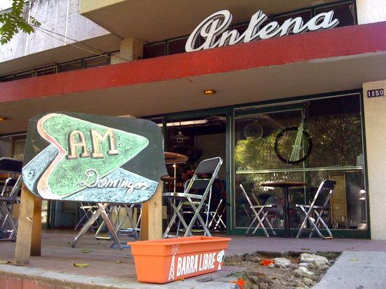 Amor & Pasta : Antena caffè