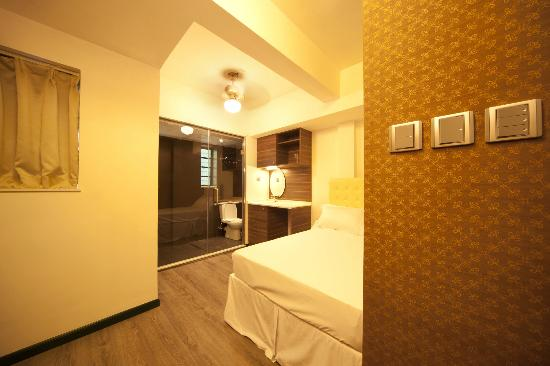 Metro Metro Serviced Apartments: Contemporary Studio C