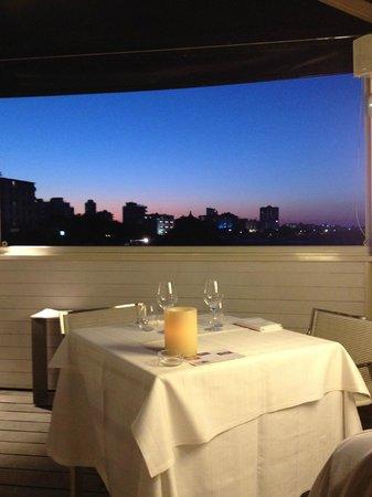 Il particolare di un tavolo.. - Picture of Terrazza Bartolini ...