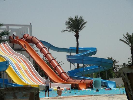One Resort Monastir: aquaparc