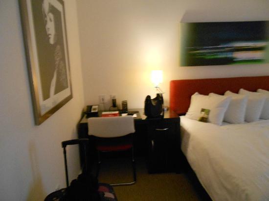 The MAve Hotel: Le bureau
