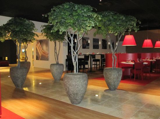 Hilton Garden Inn Leiden: Restaurant