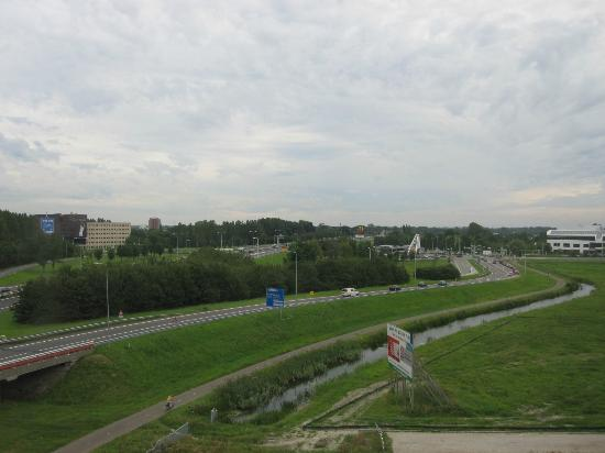 Hilton Garden Inn Leiden: Uitzicht vanuit kamer 526