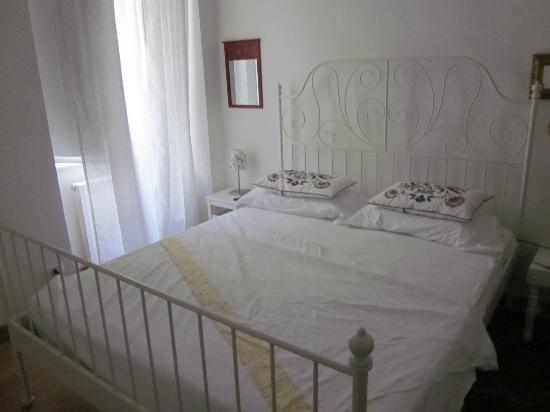 Ai Moretti: la stanza
