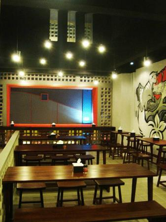 Daiji Raamen: 2nd floor