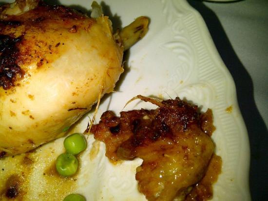 """King Solomon - Glatt Kosher Restaurant : Il pollo ancora """"pennuto"""" kosher..."""