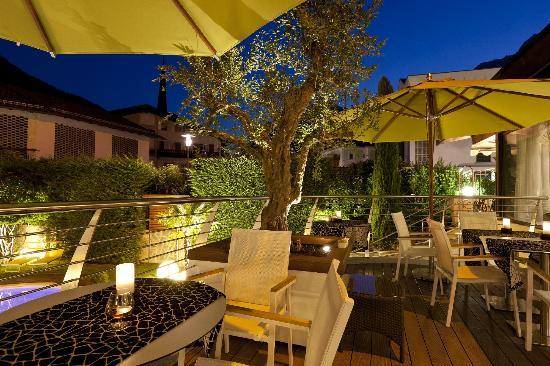 Restaurant Flair: Garten
