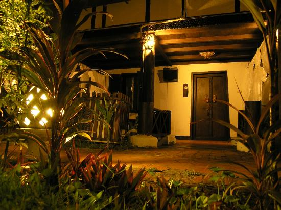 Ramayana Boutique Hotel: Our veranda