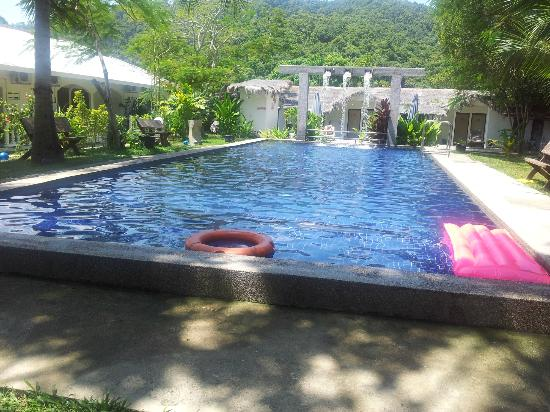 Green Village Langkawi : swimming pool