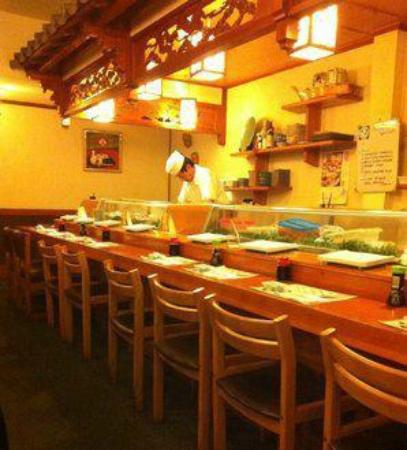 Restaurant Shinano: Sushi Bar
