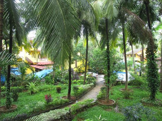 Seaview Resort: The Garden
