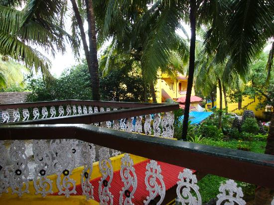 Seaview Resort: The Balcony