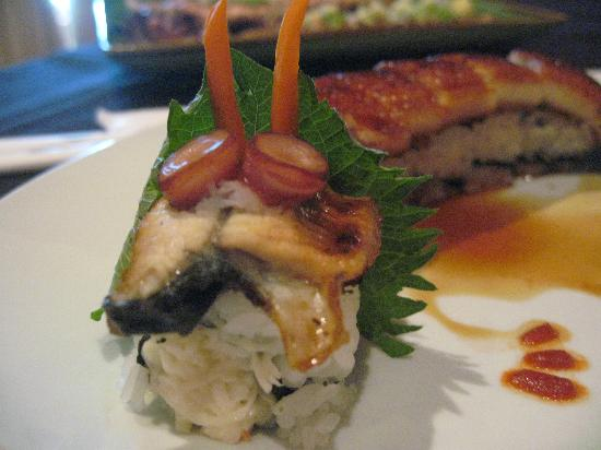Restaurant Shinano: Dragon Roll