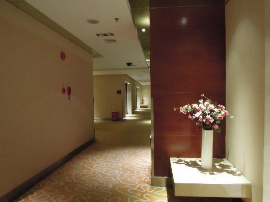 CAA Holy Sun Hotel: corridor-1 (Holy Sun Hotel Shenzhen)