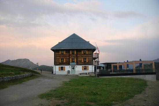 Hotel Belalp: HOTEL BELALP ALL'ALBA 