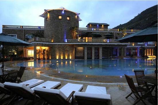 Swimming Pool Picture Of Della Adventure Lonavala
