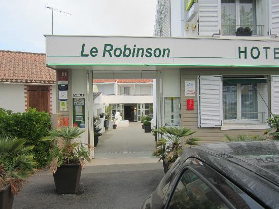 terrasse photo de le robinson jean de monts tripadvisor