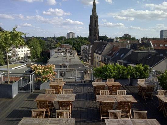 Hostel Köln: nice view