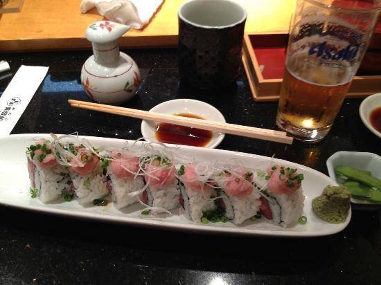 Umegaoka Sushi No Midori Sohonten Shibuya: Sushi