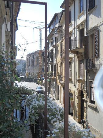Palazzo Gelmi B & B: l'arena