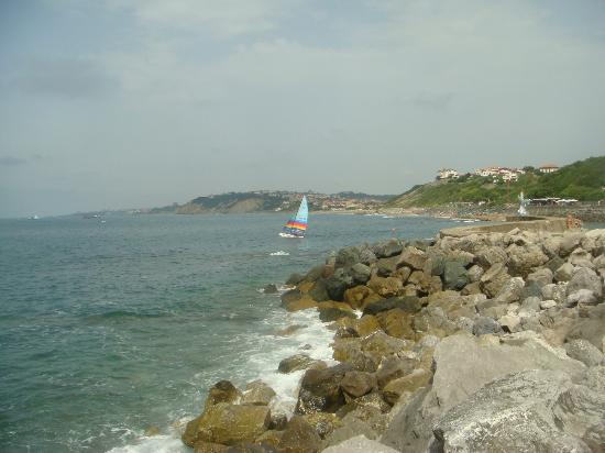Txamara : le port