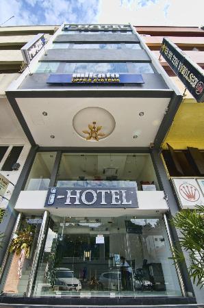 i-hotel @ Maharajalela: The Exterior @i-Hotel, Jalan Maharajalela