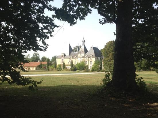 Chateau Le Mas de Montet : perfect