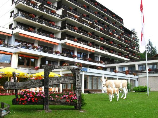 Eurotel Victoria : Hotel View