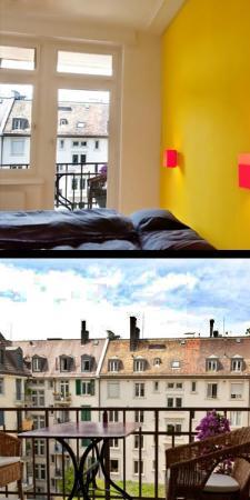 Pension FurDich : Zimmer 3