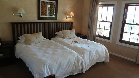 Leeuwenbosch Country House: my bedroom