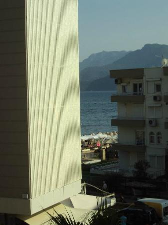 Aslı Hotel: View from room