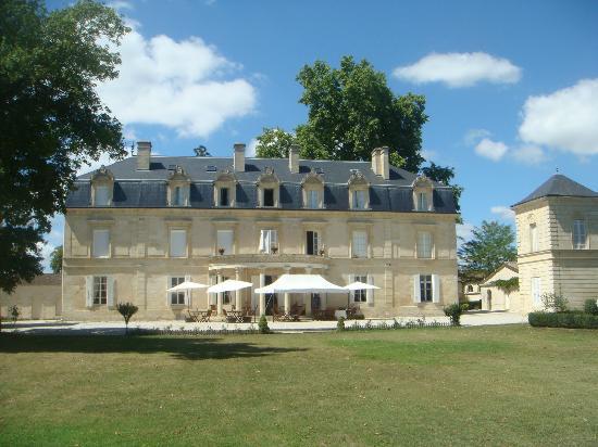 Chateau Pomys: le chateau