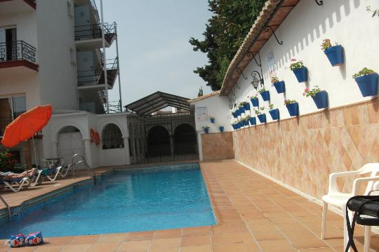 Hotel Carmen Teresa: pool