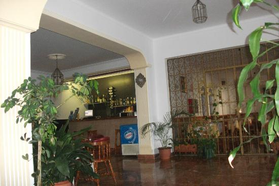 Hotel Carmen Teresa: Bar area and lounge