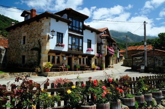 Hotel Posada Casa Lamarid: La casa