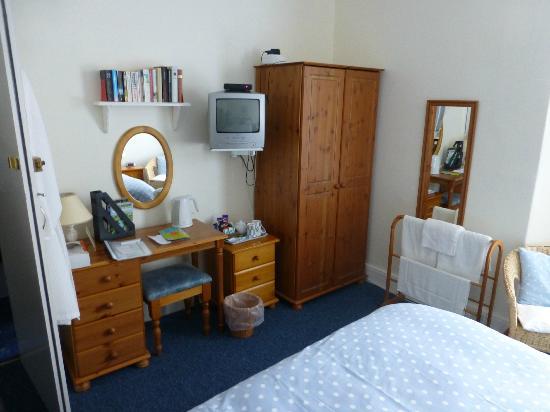 Ivanhoe Guesthouse: Doppelzimmer