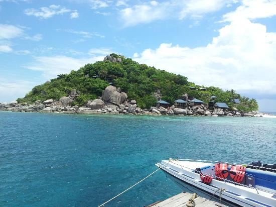 Nangyuan Island Dive Resort: Leaving Koh Nang Yuan