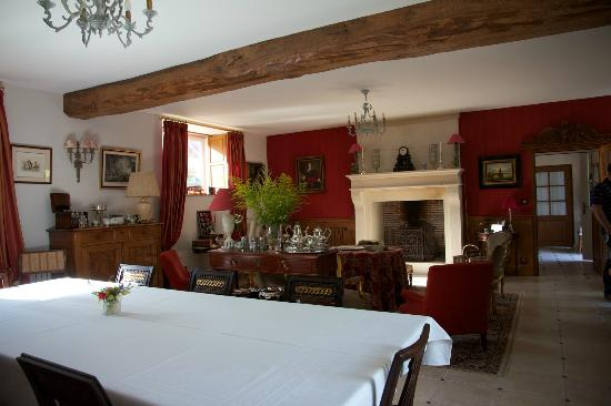 Carpe Diem: Living room
