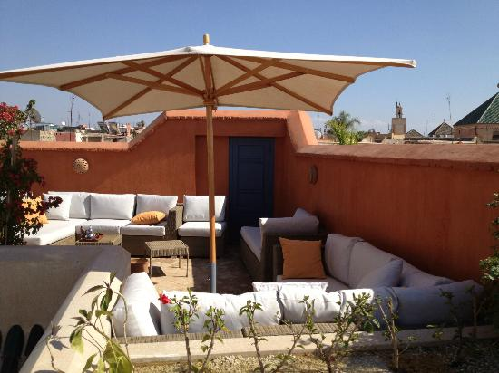 Riad tm nights: Rooftop