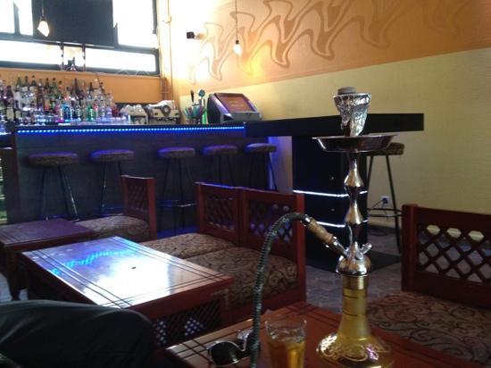 Bar Lounge Harrem : shisha bar