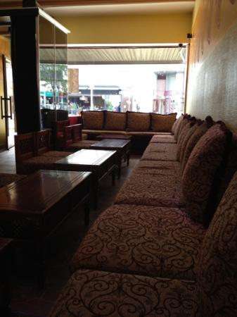Bar Lounge Harrem : lounge
